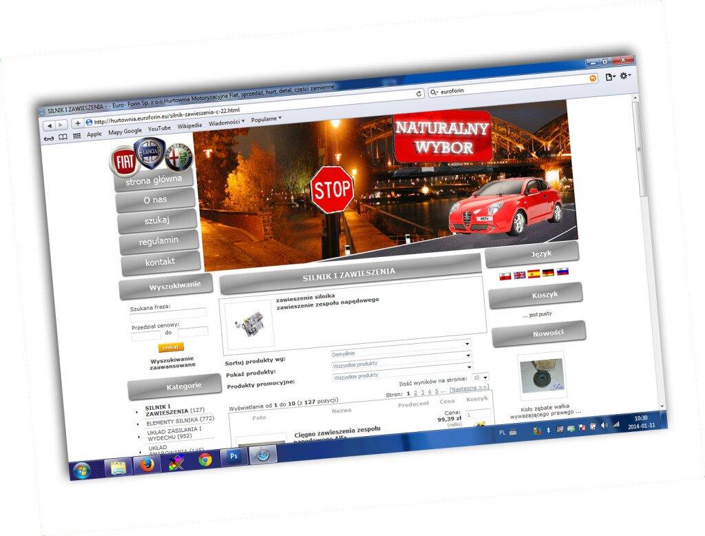 sklep internetowy Tychy